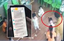 """Hé lộ tin nhắn xin lỗi của người đàn ông đánh cháu bé tại trường mầm non: """"Mong gia đình thương em, tha cho em lần này"""""""