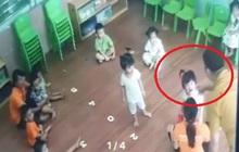 Trường mầm non Trumpkids tạm dừng trông con gái của người đàn ông đánh bé 2 tuổi ở Lào Cai