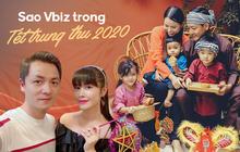 Dàn sao Vbiz vui Trung thu: Vợ chồng Đăng Khôi dạo phố đông đúc, hội Gia đình văn hoá tụ họp, còn Hương Giang nhắn nhủ ai kia?