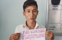 Bắt nhóm chuyên chọn nhà dân và phòng trọ công nhân để trộm ở vùng ven Sài Gòn, thu giữ cả kho vũ khí