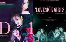 BLACKPINK tung poster D-1 báo hiệu ngày comeback gần kề, nhưng sao lười chụp ảnh mới đến nỗi phải ghép 4 thành viên thế này?