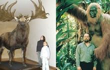 Choáng ngợp trước loạt ảnh những sinh vật khổng lồ nhất từng xuất hiện trên Trái đất khiến con người tự thấy mình chỉ là giống loài tí hon