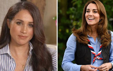 Xuất hiện trong cùng một ngày, Meghan đưa ra tuyên bố thách thức dư luận còn Công nương Kate thể hiện đẳng cấp khác biệt