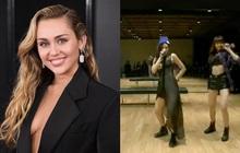 Miley Cyrus bất ngờ thả tim tới tấp đoạn clip thời pre-debut của Jennie và Lisa, fan kêu gào hợp tác gấp các chị ơi!