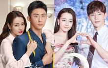 Nhìn Địch Lệ Nhiệt Ba tương tác loạt người tình màn ảnh ở hậu trường cũng thấy người đẹp mê nhất Hoàng Cảnh Du!