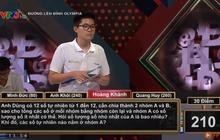 """Câu đố mẹo Olympia siêu dễ: """"Chia số 1 - 12 thành 2 nhóm A và B, tổng mỗi nhóm bằng nhau. Hỏi A có số lượng số nhỏ nhất bao nhiêu?"""""""