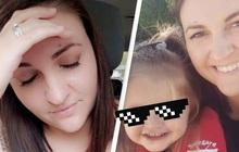 Con dại cái mang: Bé 2 tuổi nghịch điện thoại rồi gửi ảnh khỏa thân của mẹ cho toàn bộ danh bạ