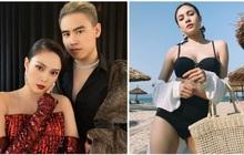 Gái xinh hát cùng GDucky ở Rap Việt hoá ra là chị vợ của NS Dương Khắc Linh, sắc sảo từ tivi đến ngoài đời