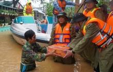 Hỗ trợ 5 tỉnh miền Trung bị ảnh hưởng nặng nề bởi mưa lũ mỗi tỉnh 100 tỷ đồng và 1.000 tấn gạo