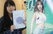 Từng phải hoãn debut vì vấn đề cân nặng, Moonbyul (Mamamoo) quyết giảm 11kg trong 1 tháng khiến ai cũng khâm phục