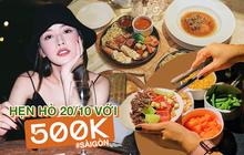 Ăn đồ Âu sang chảnh nhưng chỉ tốn 500k cho ngày 20/10: Mời các anh trai Sài Gòn vào đây chọn!