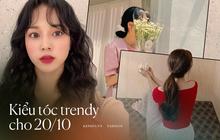 20/10 mặc xinh thôi chưa đủ, các nàng diện thêm những kiểu tóc này thì visual còn ngất ngây hơn nhiều