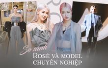 """Stylist lên đồ cho Rosé không phải lúc nào cũng chuẩn: Có bộ """"ok lah"""", có bộ lại kém sang hơn bản gốc"""