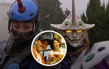 Cặp bài trùng huyền thoại Siêu Nhân Gao tái ngộ sau 19 năm, netizen phấn khích tột độ