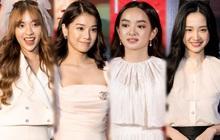 Kaity Nguyễn diện đồ kín bưng, để dàn mỹ nhân showbiz Việt chặt đẹp ở thảm đỏ Tiệc Trăng Máu