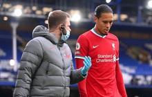 Trung vệ hay nhất thế giới của Liverpool phẫu thuật đứt dây chằng, nguy cơ lớn nghỉ hết mùa