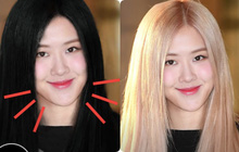 Chuyên gia phân tích: Nhược điểm khuôn mặt của Rosé được khắc phục nhờ chọn đúng kiểu tóc