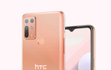 HTC Desire 20+ ra mắt: Snapdragon 720G, 4 camera sau 48MP, pin 5000mAh, giá 6,9 triệu đồng