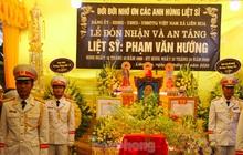 Quê mẹ Thái Bình đón Liệt sỹ, nhà báo Phạm Văn Hướng hi sinh ở Rào Trăng