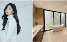Gái xinh khoe nhà rộng 1000m2 ngay trung tâm Sài Gòn, nhìn phòng tắm là đủ hiểu cơ ngơi hoành tráng đến mức nào