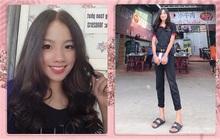 """An Nguy của Hoa hậu Chuyển giới Việt Nam dự thi với bức ảnh chân dài không hề """"giả trân"""""""