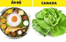 Nếu chỉ còn đúng 1 đô la, bạn sẽ mua được gì để ăn nếu đang sống ở các quốc gia khác trên thế giới, liệu có đủ chống đói?