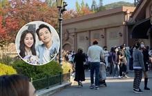 Bi Rain - Kim Tae Hee lần đầu lộ ảnh gia đình 3 người bên con gái, dân tình dậy sóng vì tò mò gương mặt đứa bé