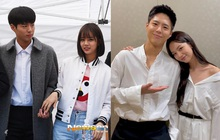 """Cặp đôi Reply 1988 tái ngộ, netizen """"đào"""" lại khoảnh khắc Hyeri tình tứ với Park Bo Gum trước mặt bạn trai """"xịn"""" Ryu Jun Yeol"""
