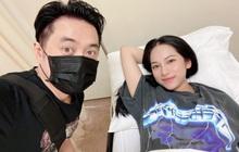 Dương Khắc Linh thông báo vợ đã hạ sinh nhóc tỳ song sinh, vỡ oà tiết lộ luôn tên thật của 2 con!