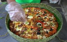 """Chiếc hộp pizza """"lạ đời"""" nhưng hàm chứa rất nhiều ý nghĩa nhân văn được mọi người đồng loạt ủng hộ"""