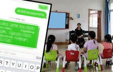 """Không tặng quà cho cô giáo, bà mẹ nhận ngay tin nhắn """"kém duyên"""" trong nhóm chat chung của cô và các phụ huynh"""
