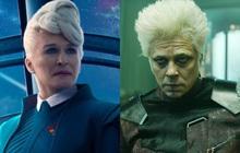"""5 lần Marvel phí hoài tên tuổi nổi tiếng: Glenn Close bỗng dưng """"bay màu"""", Benicio Del Toro chỉ biết đội tóc giả khoa trương"""