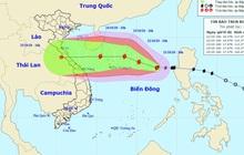 Bão số 8 vừa vào Biển Đông, nguy cơ áp thấp mới hình thành