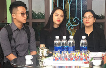 Hương Giang và Matt Liu âm thầm đến lễ tang của chiến sĩ hy sinh trong vụ sạt lở thuỷ điện Rào Trăng 3