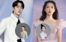 """Vương Nhất Bác - Tống Thiến lộ ảnh mờ căm vẫn đẹp xuất sắc, sau Kim Ưng ai cũng lên đời """"visual""""?"""