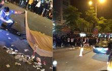 Nam thanh niên bốc đầu xe khiến người ngồi sau ngã văng sang làn đường ngược chiều rồi bị ô tô cán tử vong