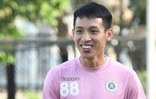 """Đỗ Hùng Dũng e dè đội bóng của Quế Ngọc Hải nhưng vẫn nói cứng: """"Với Hà Nội FC, về nhì đã là thất bại dù đó là V.League hay cúp Châu Á"""""""