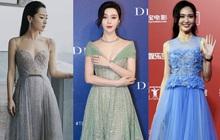 """""""Kim Hee Sun Trung Quốc"""" bị loạt nhân vật máu mặt tố giở thủ đoạn vì 1 chiếc váy, Phạm Băng Băng - Đường Yên cũng bị réo tên"""