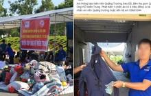Phát hiện 8 triệu đồng trong chiếc áo cũ được đem đi ủng hộ, đoàn từ thiện có hành động đẹp khiến ai cũng nể phục