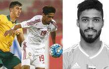 Cả gia đình tuyển thủ UAE thiệt mạng trong vụ tai nạn thương tâm