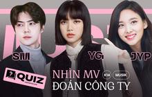 """Cắt ngẫu nhiên loạt MV của các nghệ sĩ thuộc BIG3, đảm bảo đến fan """"ruột"""" cũng không làm đúng 100% bài quiz này!"""