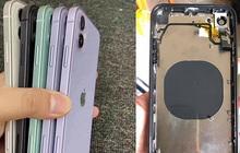 """Rộ lên trào lưu """"hô biến"""" iPhone cũ thành iPhone 12 ở Trung Quốc"""