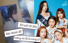 """Netizen yêu cầu Irene rời Red Velvet, còn đòi đưa file ghi âm cho Dispatch sau bài đăng xin lỗi gián tiếp thừa nhận """"phốt"""""""