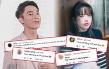 """Bên dưới MV mới của Thiều Bảo Trâm, Sky đổ bộ bão bình luận hô hào cày view cho """"vợ sếp Tùng"""""""