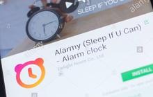 """Giỏi thì ngủ tiếp đi - Chiếc app thần sầu thách thức mọi """"con sâu ngủ nướng"""""""