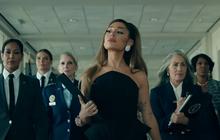 """Chán làm """"tiểu diva"""", Ariana Grande lên làm Tổng thống sang chảnh trong positions nhưng bị chê nhạc ngang phè, khó thành hit?"""
