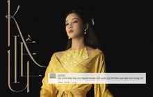 """HOT: Nàng """"Kiều"""" lộ diện, fan Việt ưng mạnh nhan sắc nhưng màu trang phục lại gây tranh cãi?"""