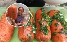 Chẳng ai như Bà Tân Vlog: xúc xích nướng với sốt ớt lại còn ăn chung với... mỡ hành?