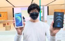 Toàn cảnh iFan xếp hàng mua iPhone 12 tại Apple Store Sydney, fan Táo vẫn rất cuồng!