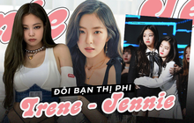 Đôi bạn mỹ nhân thị phi nhất Kpop: Irene dính liên hoàn phốt, Jennie (BLACKPINK) 5 lần 7 lượt gặp biến chấn động